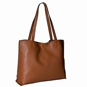 Elliot Lucca  •  leather tote